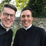 Fr Richard and Fr Stephen