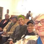 St Luke's parishioners attend London Citizens Meeting