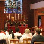 Mass resumes Sunday 5 July!